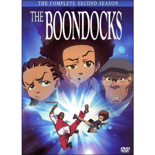 BOONDOCKS-COMPLETE 2ND SEASON (DVD/3 DISC/WS 1.78 A/STEREO)