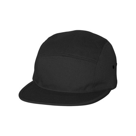 5c53611c93365 Yupoong 7005-Black-ALL Classic Jockey Cap  44  Black - All