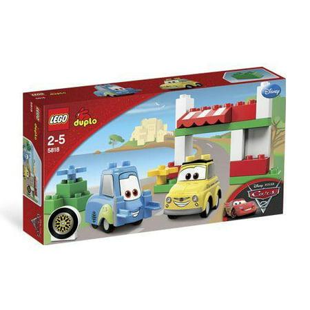 Lego Duplo Disney Cars Luigis Italian Place Walmartcom