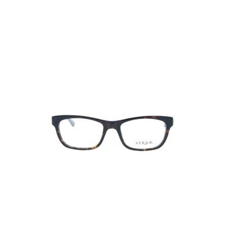 Image of Vogue VO 2767 W656 Brown Tortoise Eyeglasses 50mm ODU