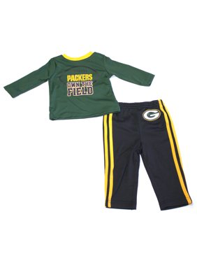 79e13af5e Product Image Green Bay Packers Infant 2 pc. Pant Set