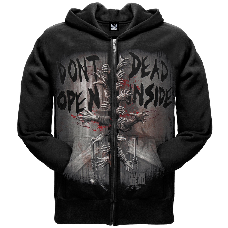 Walking Dead - Dead Inside Zip Hoodie