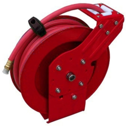 33FT. 3 8in. Retractable Air Hose Reel by Atlas-Greg Smith