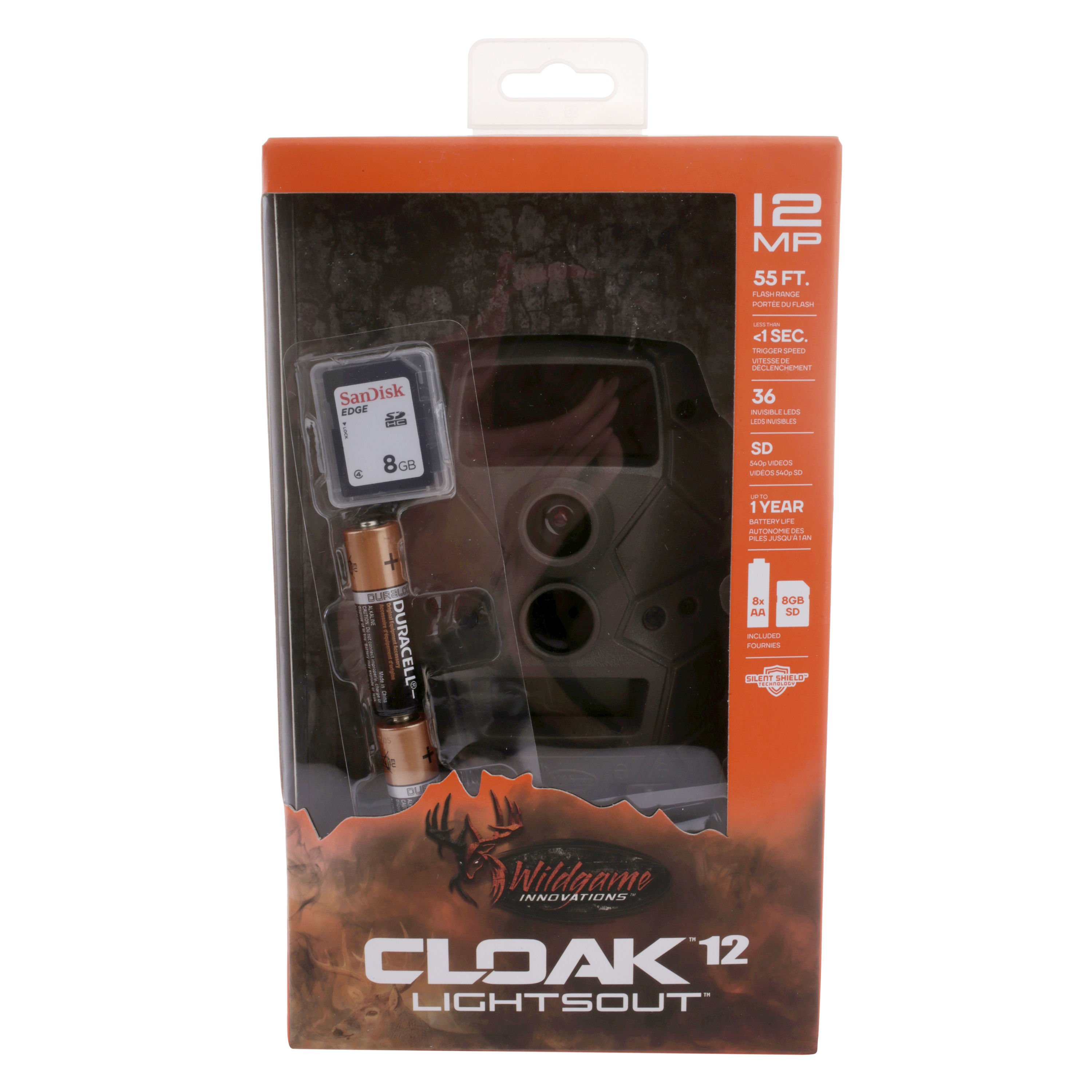 Wildgame Innovations Cloak 12 Lightsout