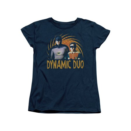Dynamic Sleeve - Classic Tv Dynamic Womens Short Sleeve Shirt