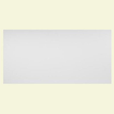 Acp Genesis Smooth Pro White 2 X 4 Foot Lay In Ceiling Tile  Pack Of 10