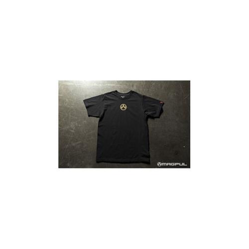 MagPul Magpul�� Center Icon T-Shirt, Black, Large MP MAG621-BLK-L