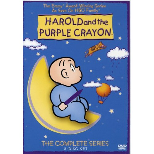 Harold And The Purple Crayon: The Complete Series (Full Frame)