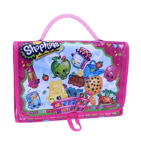 Toy Carry Case Figure Storage Organization..., By Shopkins Ship from US