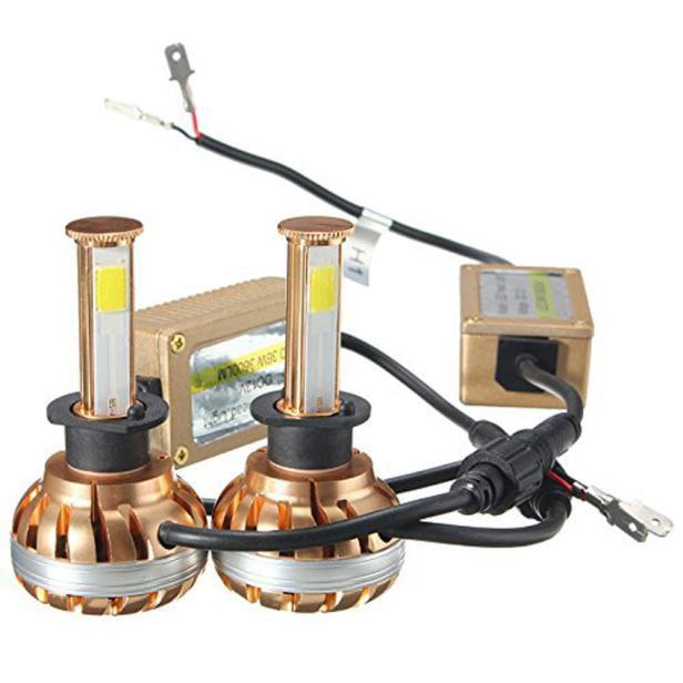 Outtop NEW H1 120W LED Headlight Kit 6000K White Car Bulb Lamp Light