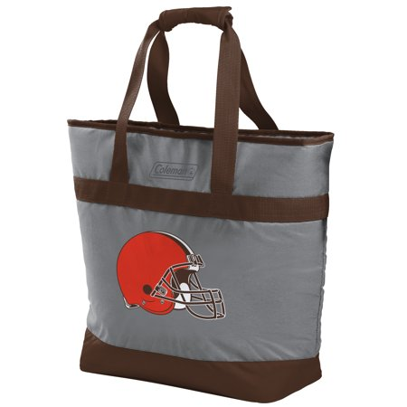 Cleveland Browns Key - Rawlings NFL 30 Can Soft Tote Cooler, Cleveland Browns
