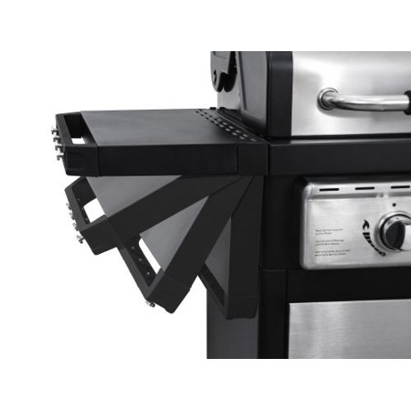 Dyna Glo Black   Stainless Premium Grills  2 Burner  Liquid Propane Gas