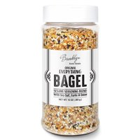 XL Bottle Everything But The Bagel Sesame Seasoning Blend With Sea Salt, Garlic & Onion