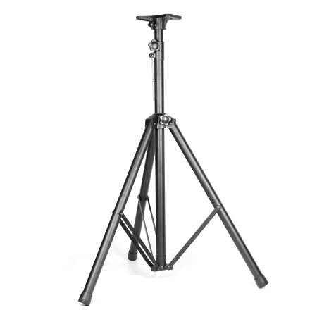 1 Pieces Heavy Duty Pro Tripod DJ PA Speaker Stand Holder Mount Adjustable Stand Set