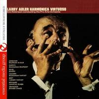 Larry Adler Harmonica Virtuoso