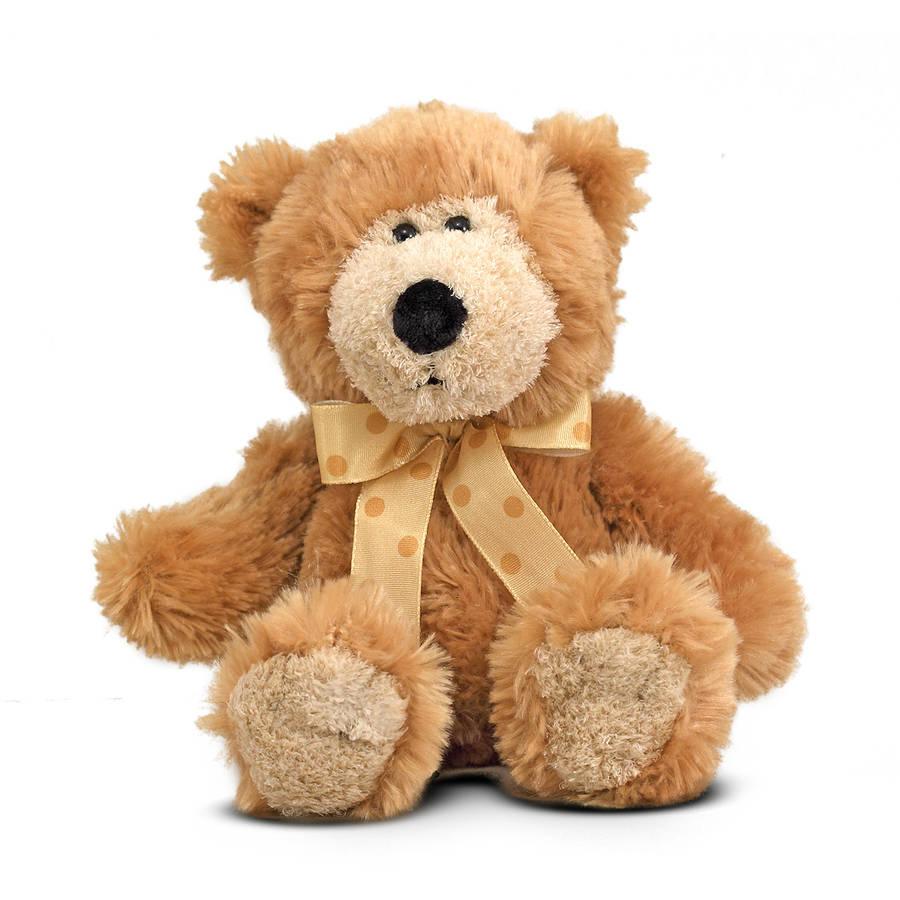 Melissa & Doug Baby Ferguson Teddy Bear Stuffed Animal by Melissa %26 Doug