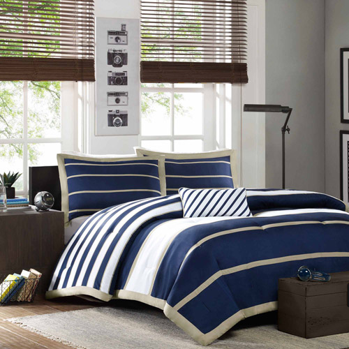 Home Essence Apartment Ashton Bedding Comforter Set