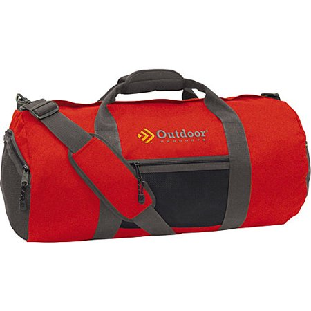 Outdoor Products Utility Duffle (Molten Lava, Medium)
