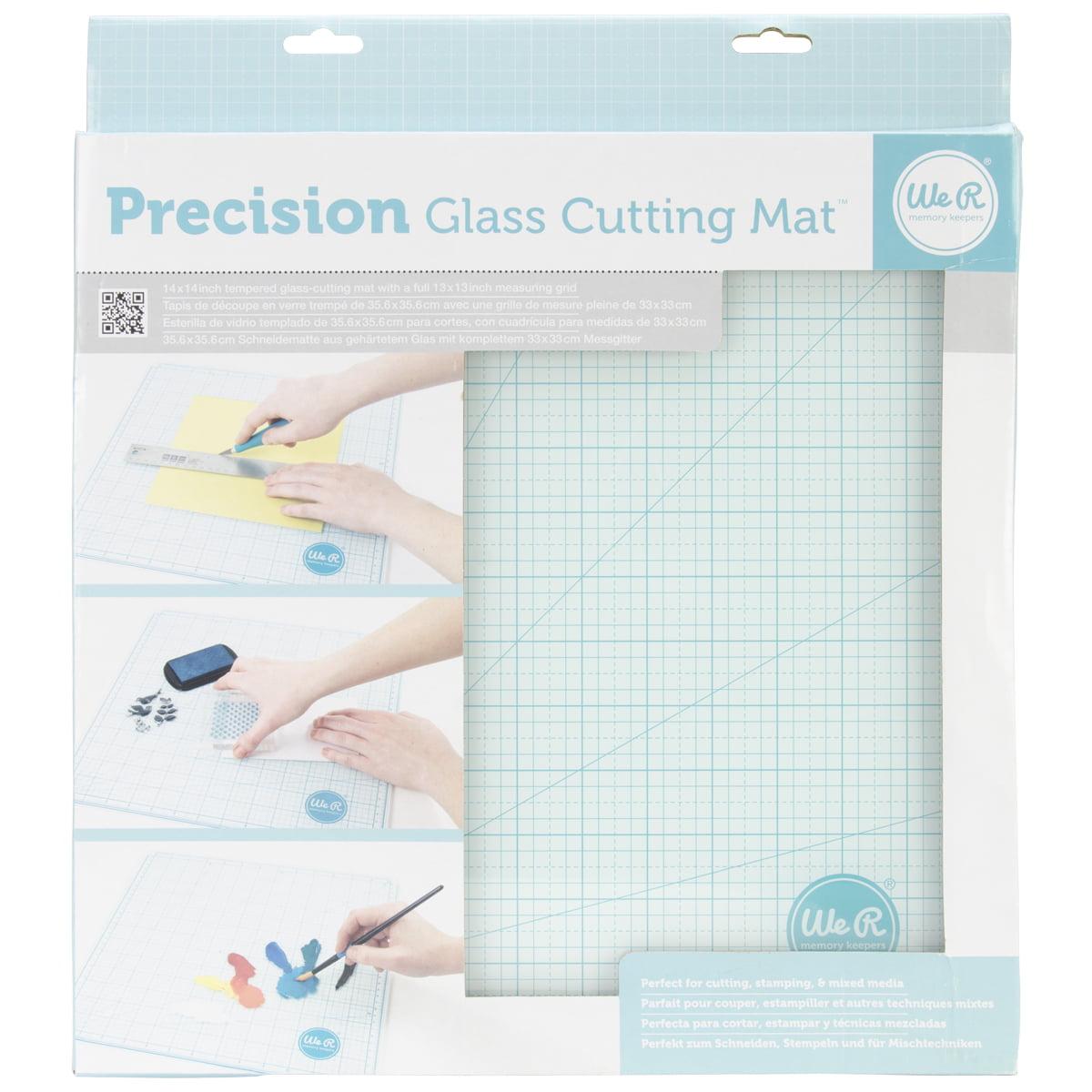 """Precision Glass Cutting Mat, 13"""""""