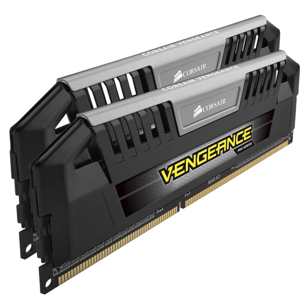 Corsair Vengeance Pro 16GB (2x8GB) DDR3 DRAM 1600MHz C9 Memory Kit