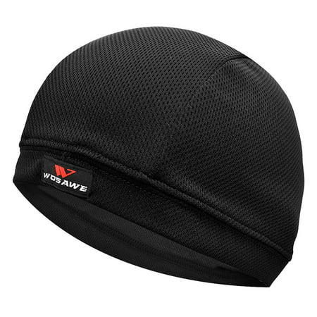 Ultralight Quick Drying Bike Helmet Liner Bicycle Cycling Beanie Cap Balaclava Headwear - image 7 de 7