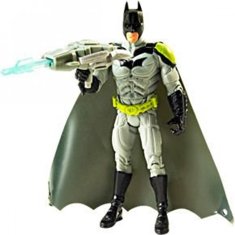 Mattel The Dark Knight Parachute Batman poseable action figure by