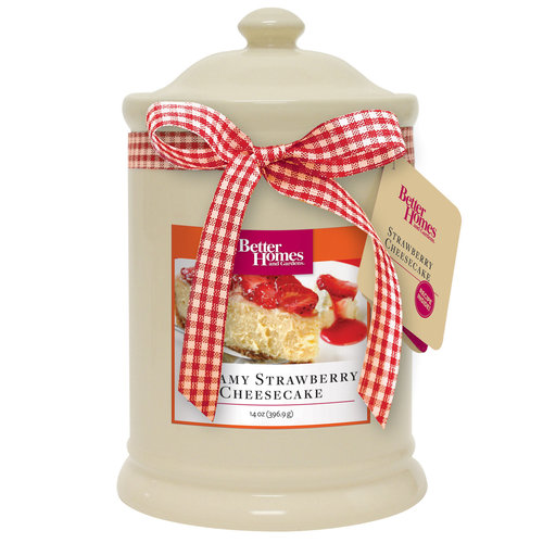 Better Homes and Gardens Candle, Strawberry
