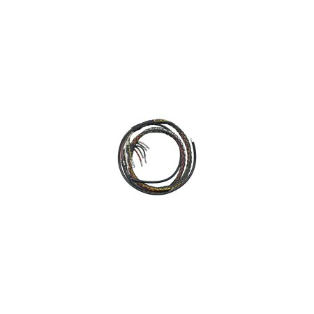 MACs Auto Parts Premier  Products 49-12718 Headlight Crossover Wires - With Horn & Turn Signal Wires -72 Long - Mercury Only