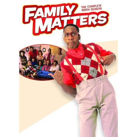 Family Matters: The Complete Ninth Season - Watch Family Matters Dog Day Halloween