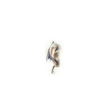 Vintage Ear Cuffs (Gothic Punk Vintage Style Earring Fly Dragon Ear Cuff Wrap )