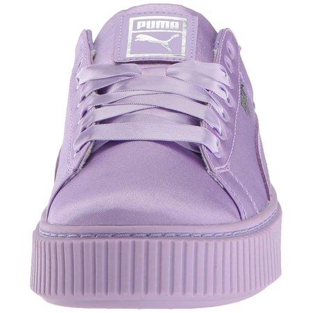 innovative design e0143 facfe PUMA Kids' Basket Platform Tween Sneaker   Walmart Canada