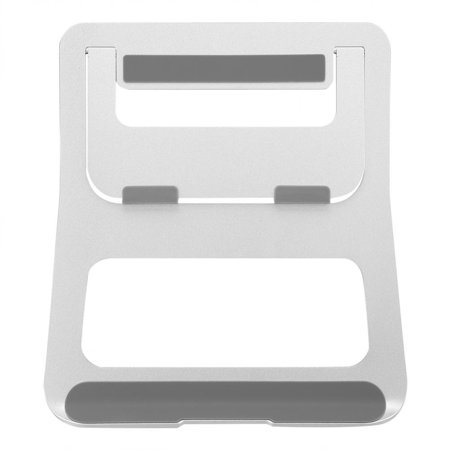 WALFRONT Aluminium Alloy Laptop Stand Folding Portable No-slip Notebook Heat Dissipation Support Holder, Notebook Stand, Portable Laptop Stand - image 6 de 7