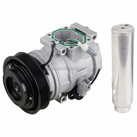AC Compressor w/ A/C Drier For Toyota Sienna 1998 1999 2000 2001 2002