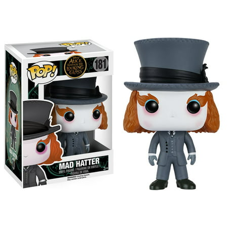 Funko Pop! Disney: Alice Through the Looking Glass, Mad Hatter