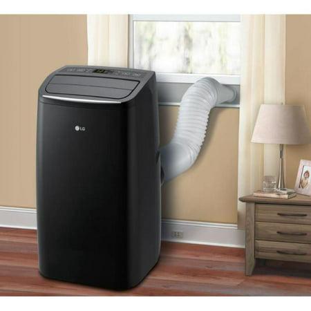 LG 12,000 BTU 115-Volt Portable Air Conditioner with Remote