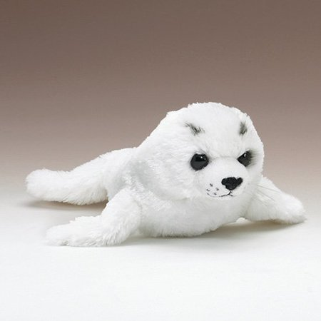 """Harp Seal Pup 12"""" by Wild Life Artist - image 1 of 1"""