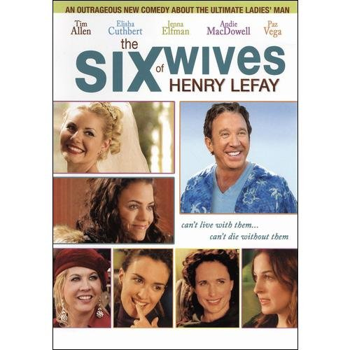 The Six Wives Of Henry Lefay (Widescreen)