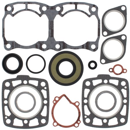 New Complete Gasket Kit w/ Oil Seals Yamaha EXCITER 570 ST SX 570cc 90 91  92 93