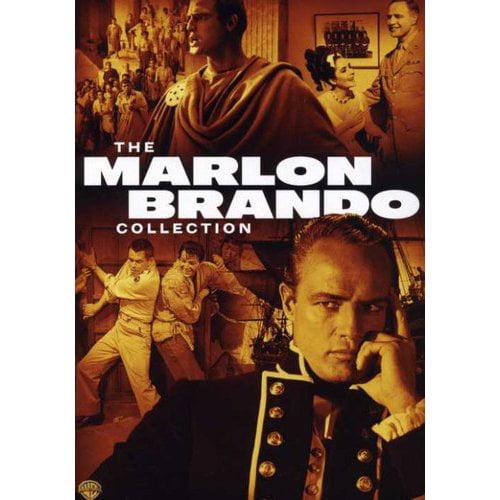 The Marlon Brando Collection (Julius Caesar / Mutiny on t...