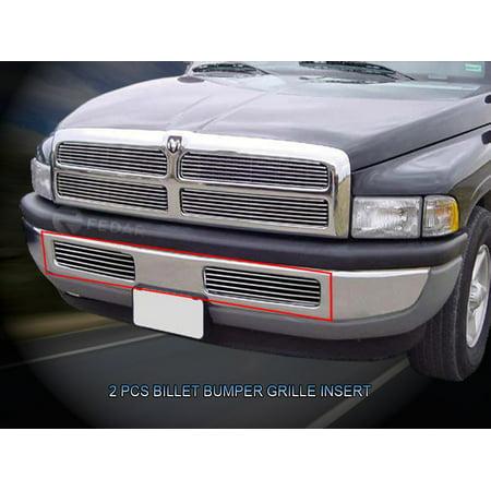 - Fedar Lower Bumper Billet Grille For 1994-2001 Dodge Ram