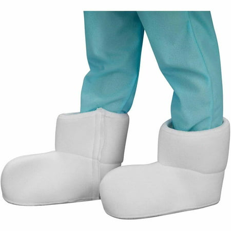 The Smurfs Shoe Covers Child Halloween Accessory