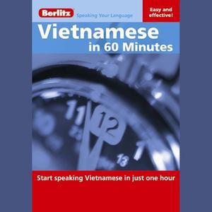 Vietnamese in 60 Minutes - Audiobook