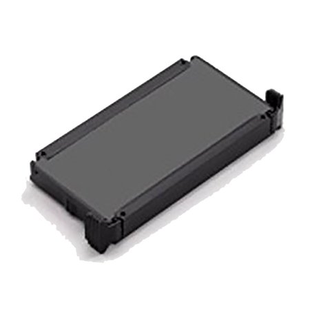 black new replacement ink pad for trodat printy 4912 self inking