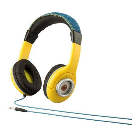 Universal Minions Headphones