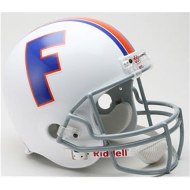 Creative Sports Enterprises  Inc RC-GATORS-TB-66-R Florida Gators 1966 Riddell Full Size Deluxe Replica Football Helmet