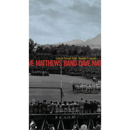 Dave Matthews Band: Live At Folsom Field - Boulder, Colorado (DVD)](Dave Matthews Halloween)
