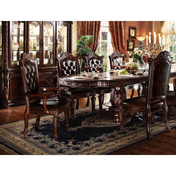 Acme Furniture 62000 Vendome Cherry, Vendome Dining Room Set
