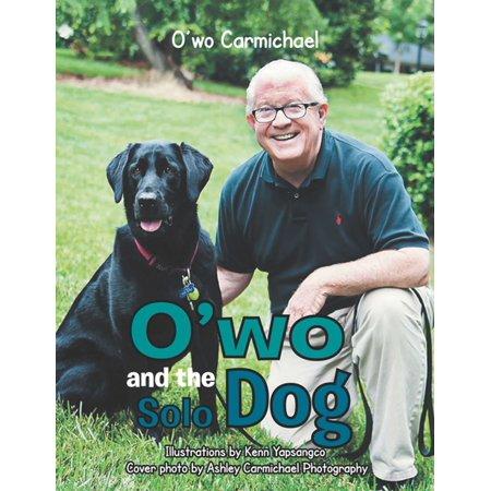 O'Wo and the Solo Dog - eBook (Soho Dog)
