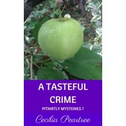 A Tasteful Crime - eBook