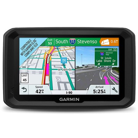 Garmin Dezl 580 LMT-S 5 inch GPS Navigator for Trucks & Long Haul (010-01858-02)](garmin dezl 760lmt 7 inch bluetooth trucking gps)